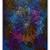 Indian Blue Tie Dye Hippie Mandala Bohemian Psychedelic Elephant Star Handmade Tapestry