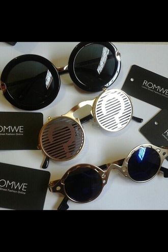 sunglasses white sunglasses fahion black sunglasses