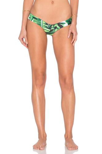 bikini green