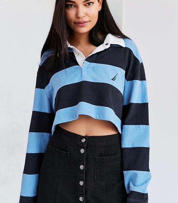 Ralph Lauren Cropped Sweater