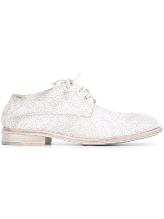 shoes lace-up shoes lace white