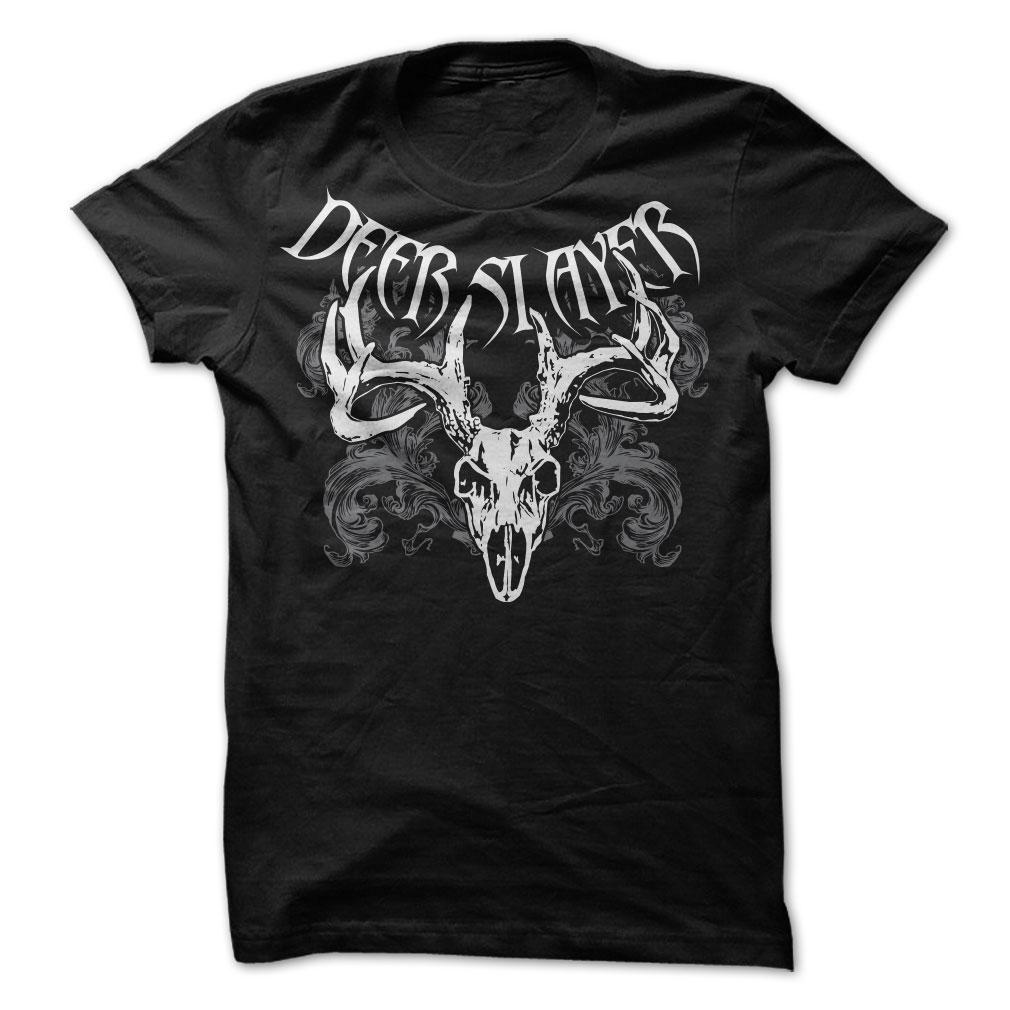 Deer Slayer T-Shirt & Hoodie
