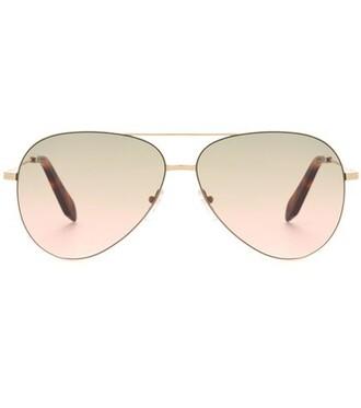 classic sunglasses aviator sunglasses gold