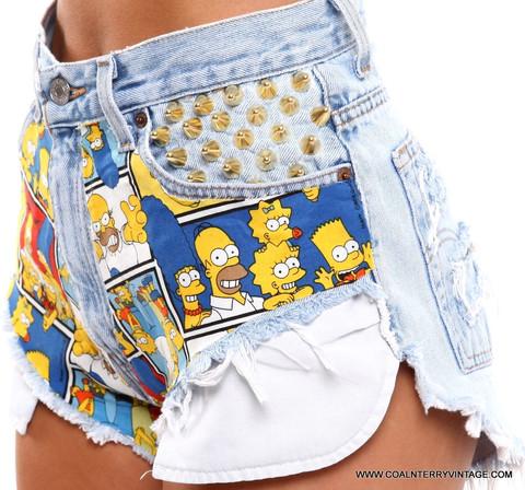 Simpsons Cutoff | COAL N TERRY