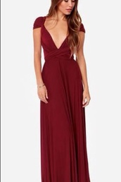 dress,burgundy,maroon/burgundy,prom dress,prom gown,prom,gown,formal dress