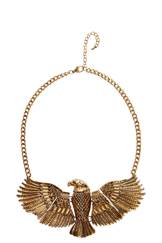 Heidi Bird Necklace