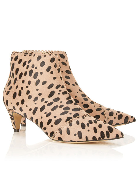 Bionda Castana hair boots brown