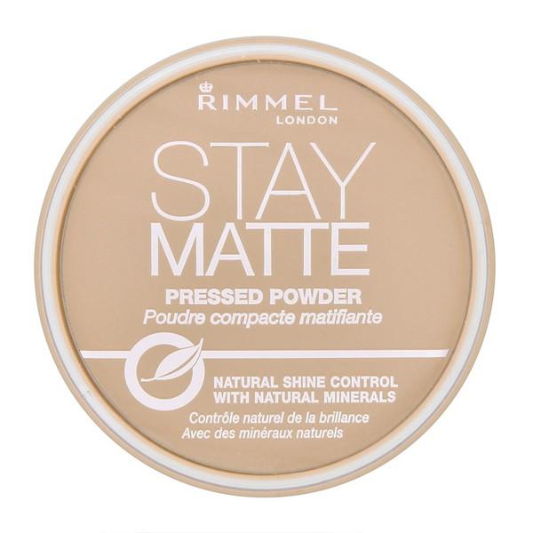 make-up rimmel powder pressed powder stay matte