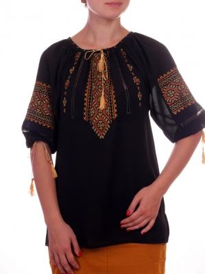 Жіночі вишиванки : Жіноча вишиванка Ф8