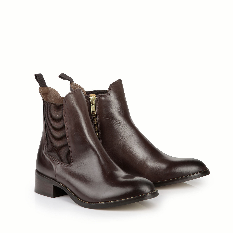 buffalo chelsea boots in dunkelbraun 158936 im buffalo online shop. Black Bedroom Furniture Sets. Home Design Ideas