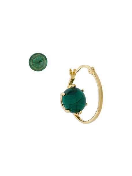 women earrings gold silver yellow orange jewels