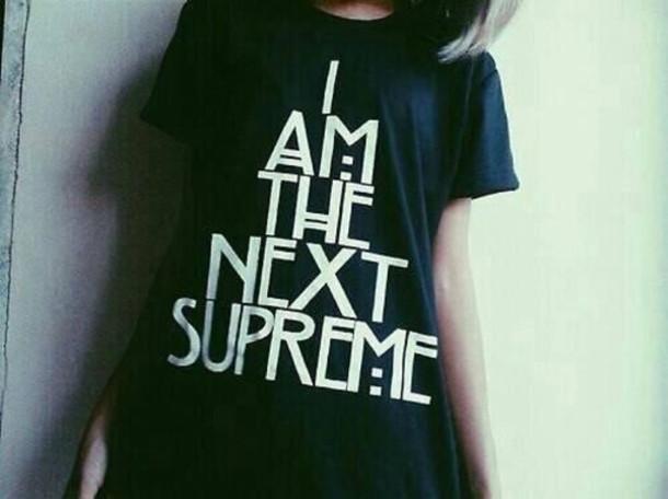 t-shirt shirt ahs black grunge american horror story ahs coven american horror story sweater