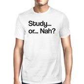 t-shirt,nerd,back to school,white t-shirt,graphic tee,cute graphic tee,college apparel,funny shirt,study or nah