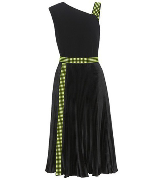 CHRISTOPHER KANE dress sleeveless black