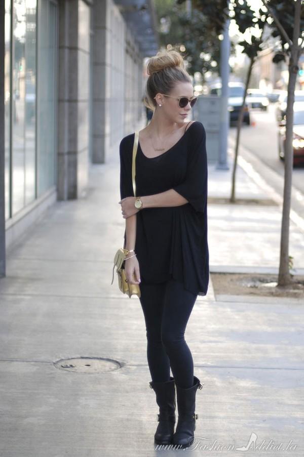 fashion addict pants shoes jewels bag