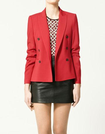 blazer crois vestes femme nouvelle collection