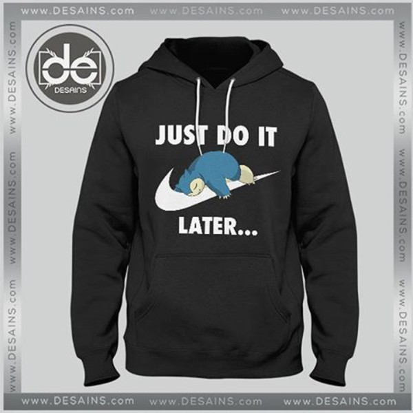 sweater hoodies funny hoodie just do it pokemon