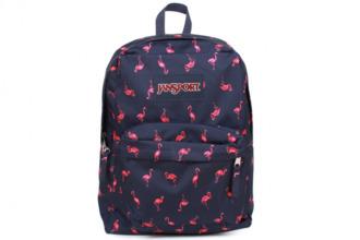 bag jansport backpack flamingo
