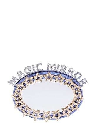 magic clutch stars blue bag