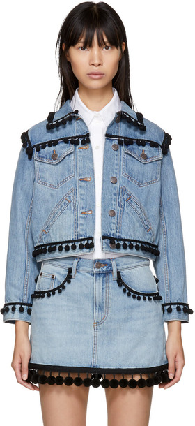 Marc Jacobs jacket denim