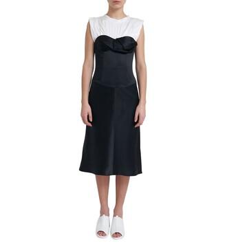 dress short dress short white black