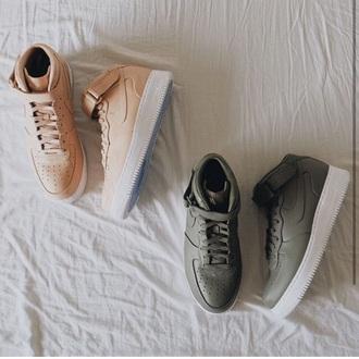 shoes nike shoes nike nike air hot green nike sneakers