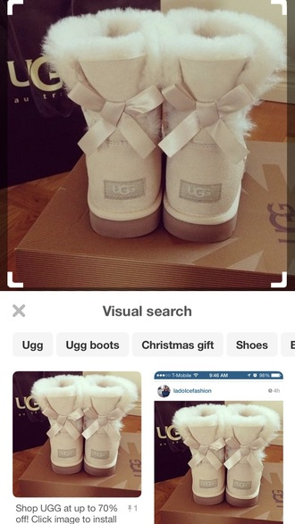 shoes ugg boots white boots