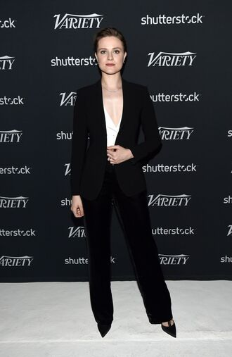pants mens suit suit evan rachel wood top