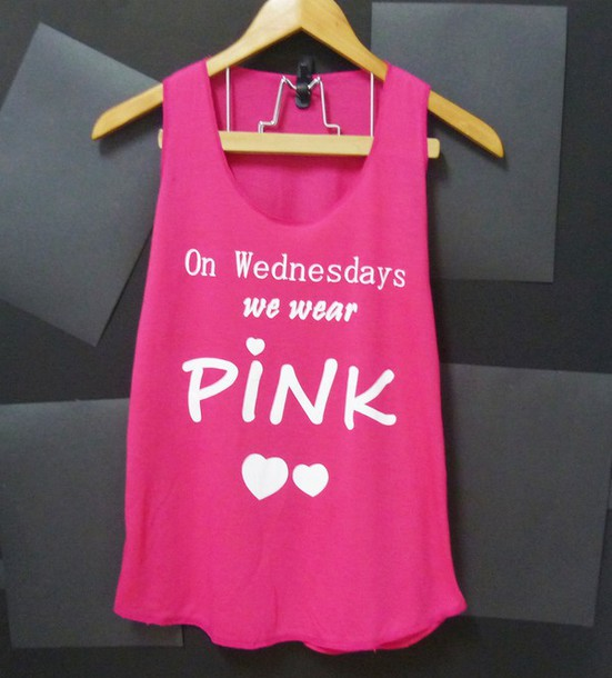 tank top heart colorful pink galentines day
