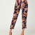 Motel Joyce Tapered Crop Trouser in Winter Bloom - Motel Rocks