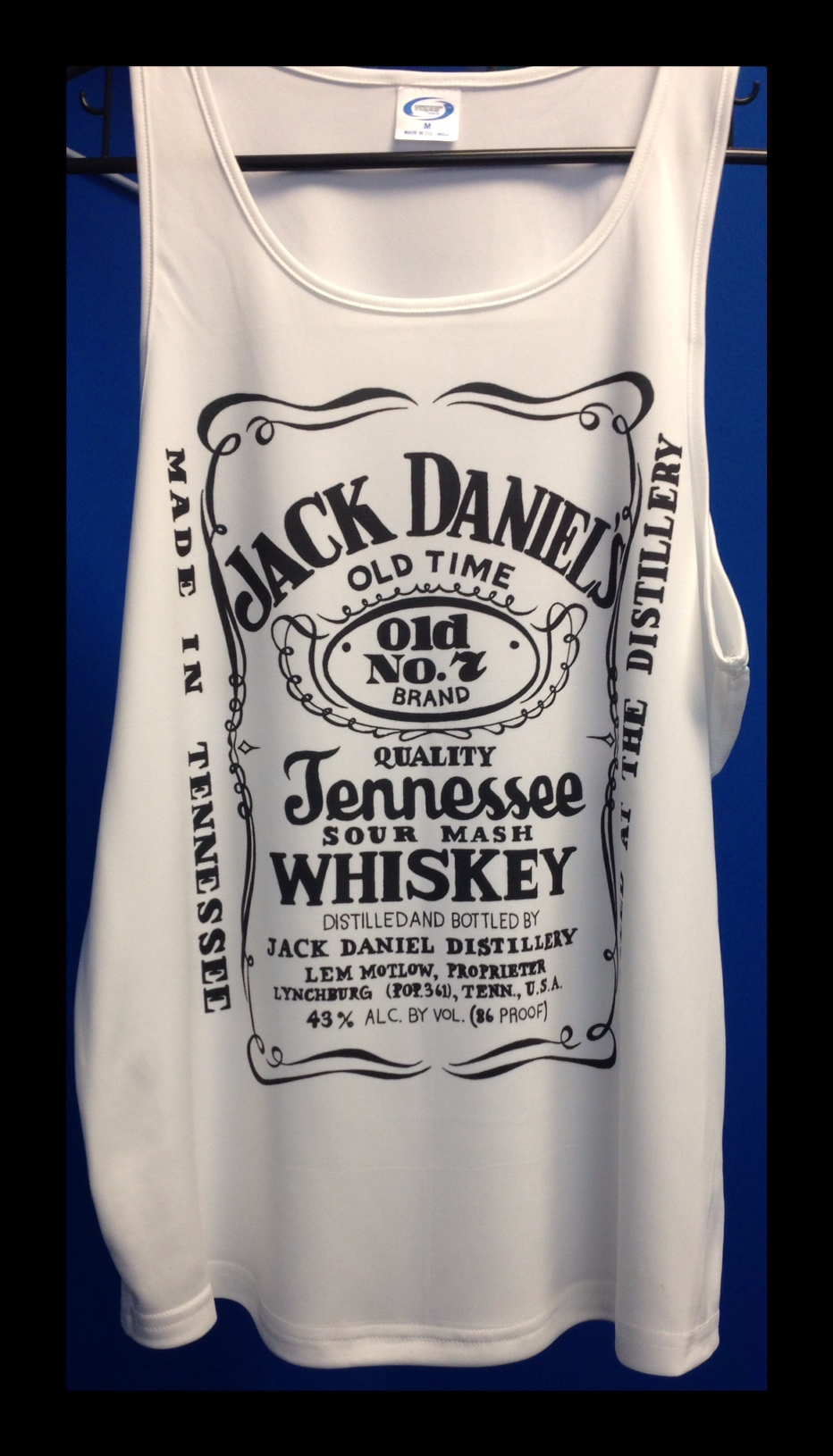 Jack daniels inspired limited edition tank — luxury elites
