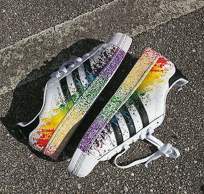 superstar rainbow