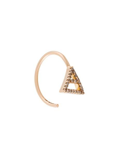 Alexia Jordan women gold brown grey metallic jewels