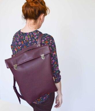 bag leather backpack backpack laptop bag laptop backpack