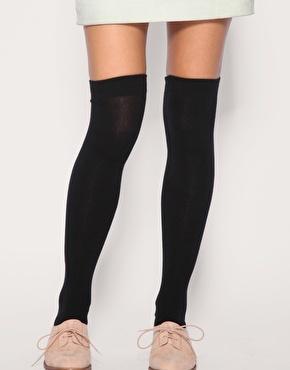 Knee socks at asos