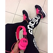 leggings,adidas,pants,adidas tracksuit bottom,adidas leggings logo,pink,black
