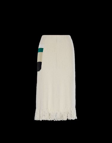 Moncler SKIRT for Woman, Knee length skirts   Official Online Store