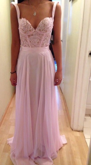 pink corset top lace dress pink dress prom dress long prom dresses pink prom dress long prom dress lace dress pink prom dresses 2014 prom dresses