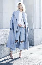 coat,grey,classe