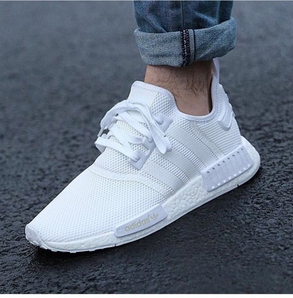 shoes white adidas adidas shoes nmd adidas nmd trainers 2dbde91031