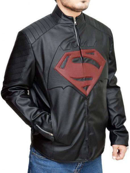 jacket batman v superman jacket fashion