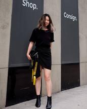 dress,black dress,short dress,mini dress,boots,black boots