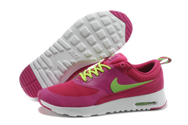shoes nike air max thea print fuschia nike air max thea print