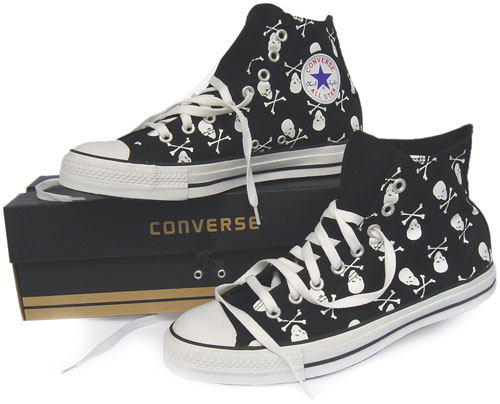 9519f946bb65 Converse All Star Skulls and Bones in ALL STAR CONVERSE ...
