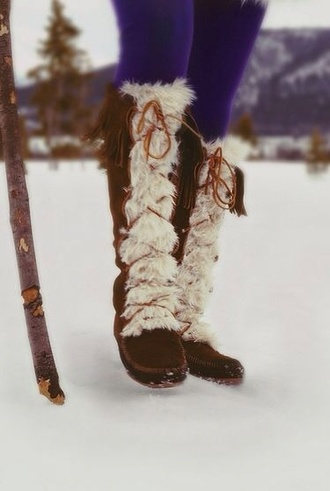 shoes pinterest snow boots brown