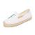 Soludos Ashkahn X Soludos Tgif Platform Smoking Slippers - White