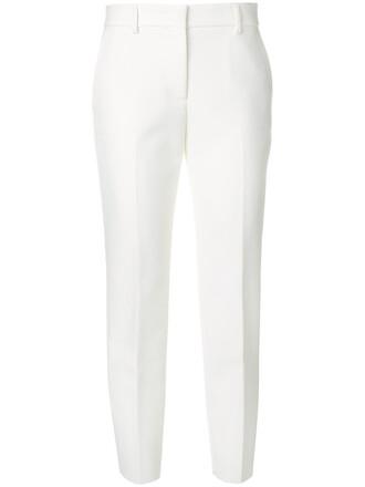 women spandex white pants