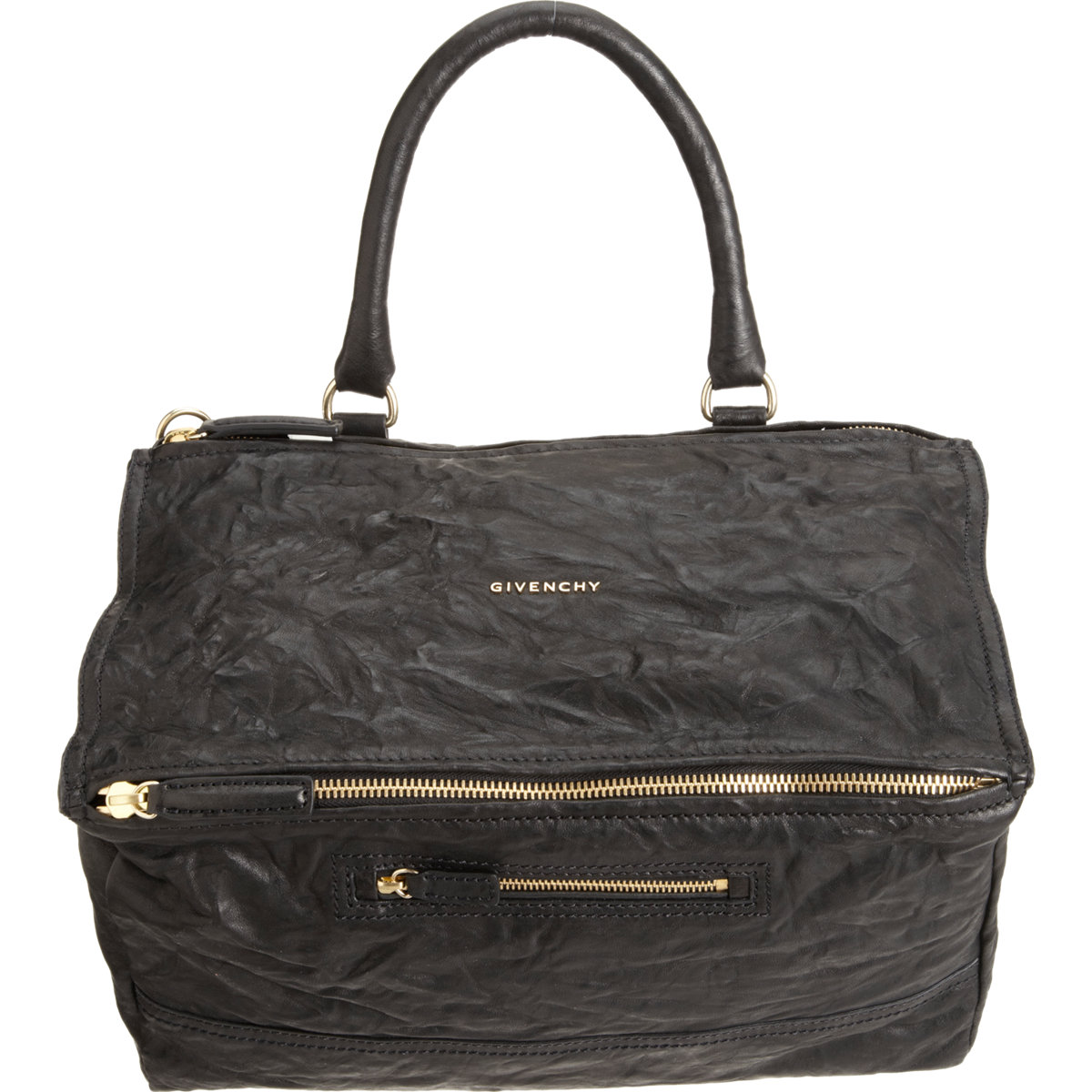 Givenchy Large Pepe Pandora Messenger at Barneys.com