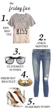 m loves m,blogger,t-shirt,sunglasses,love quotes,grey t-shirt,ripped jeans,stilettos,outfit,jeans,jewels,shoes