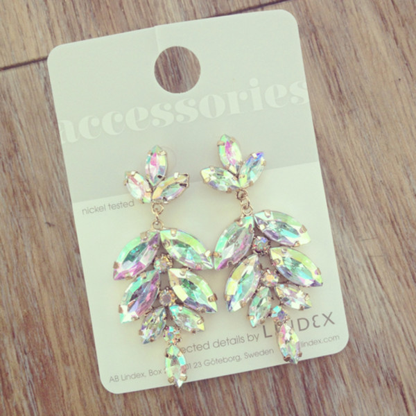 jewels gem earrings